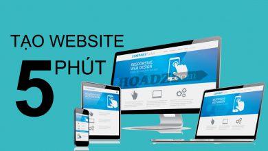 Photo of Top 5 trang tạo website bán hàng miễn phí tốt nhất 2020
