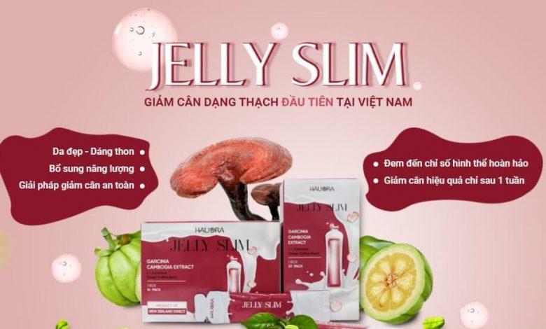 Photo of Review Jelly slim thạch giảm cân có tốt không? giá bao nhiêu? mua ở đâu?
