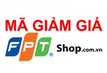 Photo of Mã giảm giá FPT Shop 04/2021 – Khuyến mãi mới nhất
