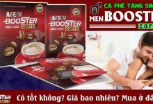 Photo of Men Booster Coffee chính hãng: đánh giá, công dụng, thành phần, ý kiến người dùng