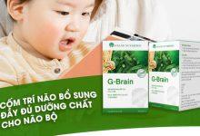 Photo of Review cốm trí não G-Brain có tốt không? giá bao nhiêu? mua ở đâu?
